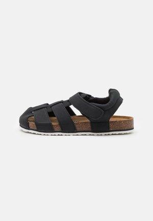 TYLER UNISEX - Sandals - black