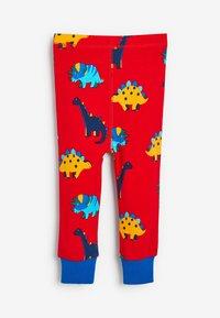 Next - 3 PACK - Pyjama set - red - 5