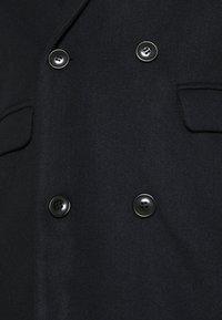 Mennace - TAILORED COAT - Classic coat - navy - 5