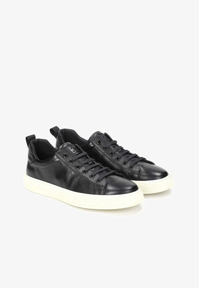 CHANNER - Sneakers laag - Black