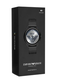 Emporio Armani Connected - Watch - black