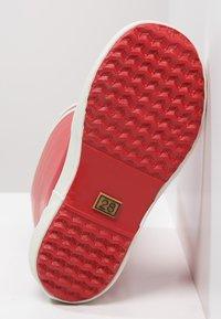 Aigle - LOLLY POP - Botas de agua - rouge - 4