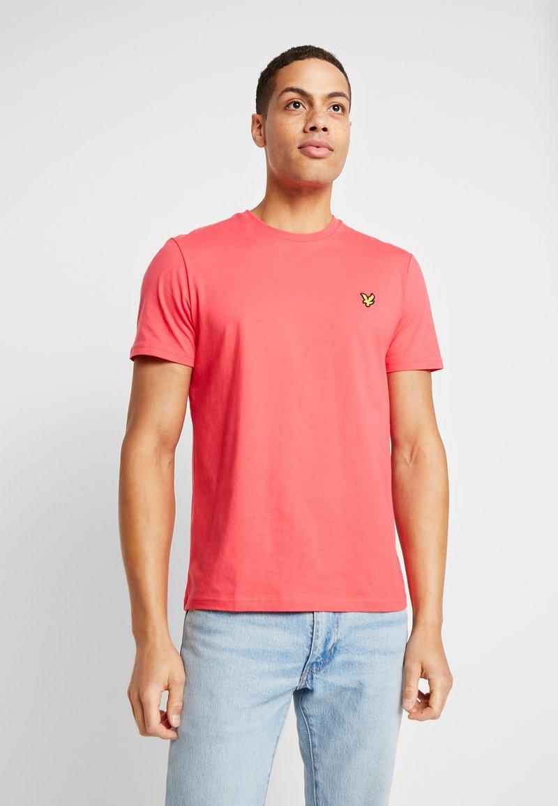 Lyle & Scott - T-shirt - bas - geranium pink