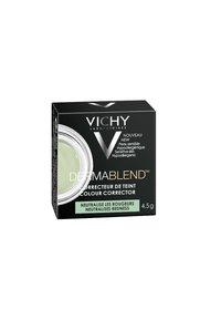 VICHY - VICHY OTHER MAKEUP VICHY DERMABLEND KORREKTURFARBE GRÜN 4,5 G - Powder - grün - 1
