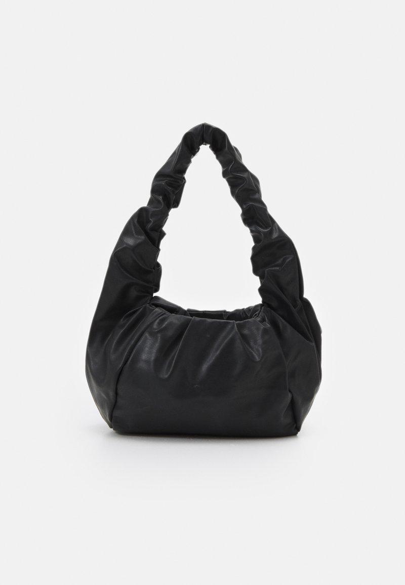 Monki - STELLA BAG VEGAN - Handbag - black