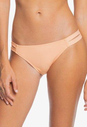 Bikini bottoms - salmon buff