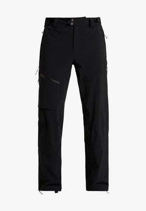 SNOW RIVAL PANT - Skibukser - black