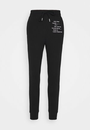 UFLB-ALINA - Pyjama bottoms - black
