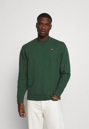 NEW ORIGINAL CREW - Sweatshirt - pineneedle
