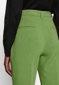 Benetton - TROUSERS - Trousers - khaki - 5