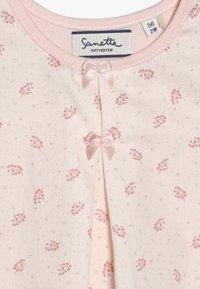 Sanetta fiftyseven - BLOUSE BABY - Blusa - seashell rose - 3
