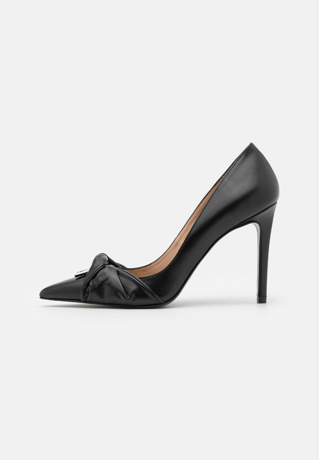 SCARPE SHOES - Zapatos altos - nero
