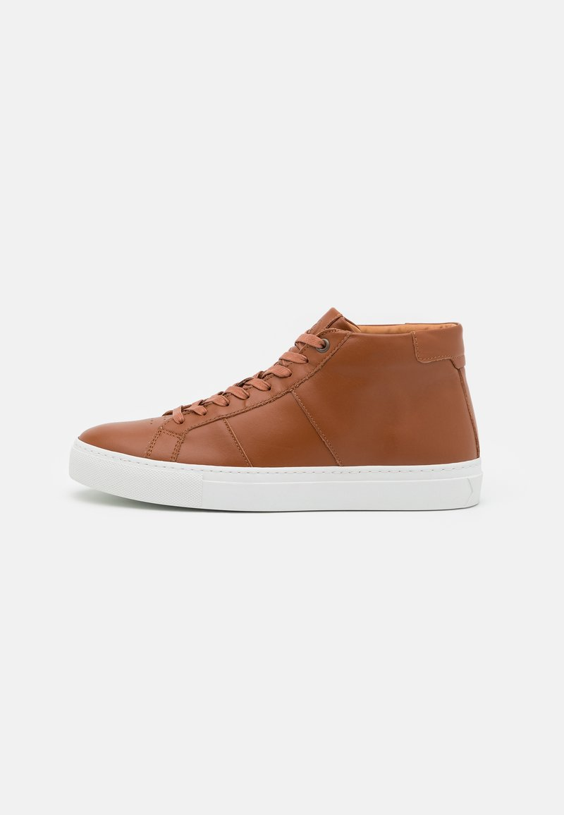 GREATS - ROYALE - Sneakers hoog - cognac