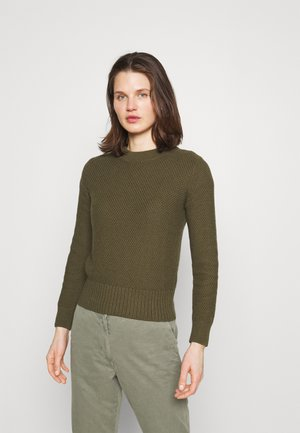 STITCH - Jumper - khaki