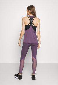Calvin Klein Performance - Punčochy - purple - 2