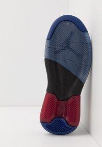 Jordan - MAXIN 200 - Basketbalové boty - white/dark sulfur/black/deep royal blue/gym red - 4