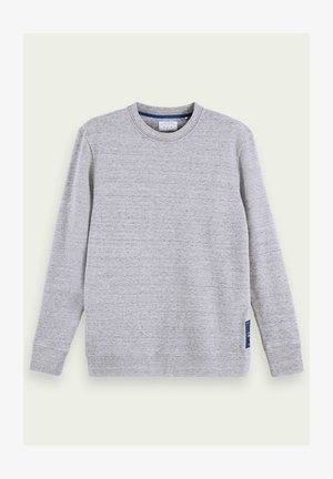 Sweatshirt - grey mele