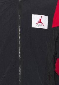 Jordan - Training jacket - black/gym red - 2