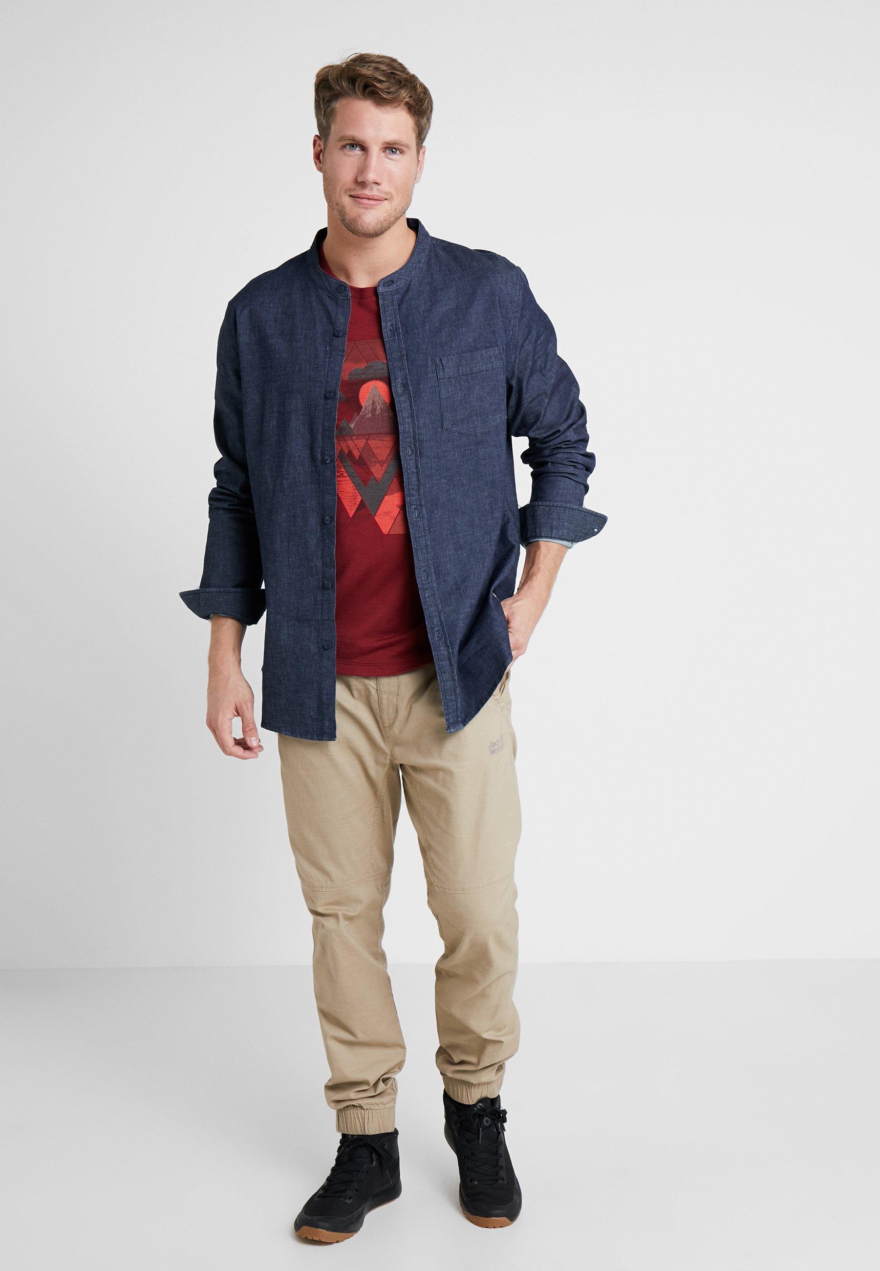 bergans skjorte mann