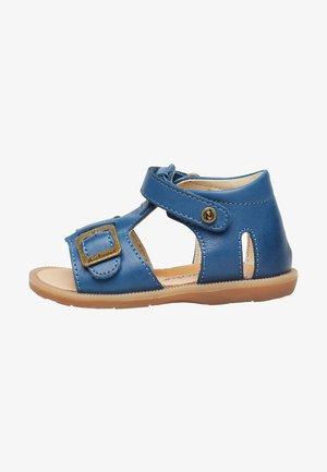 Sandales - azurblau