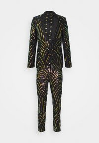 Twisted Tailor - FORRESTER SUIT SET - Suit - black - 0