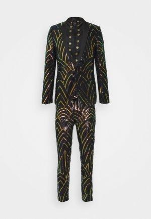 FORRESTER SUIT SET - Suit - black
