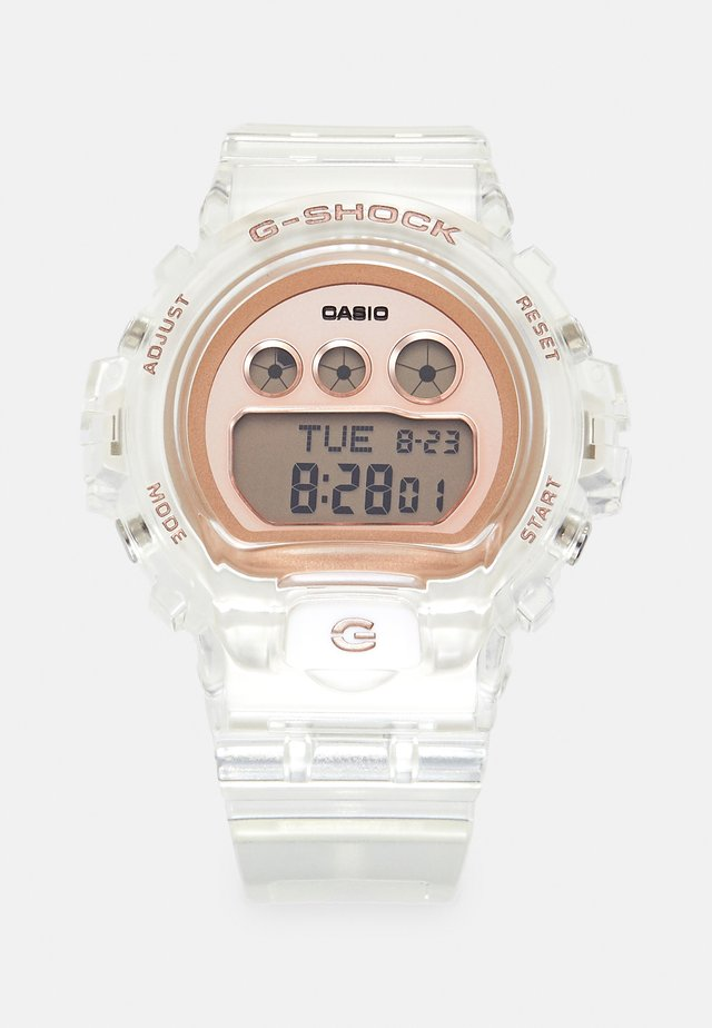 Digital watch - tranparent