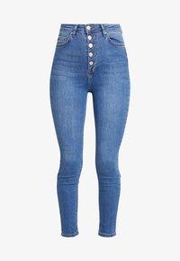 Trendyol - Jeans Skinny Fit - blue - 4