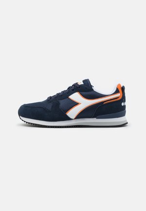 OLYMPIA UNISEX - Trainers - blue corsair/white