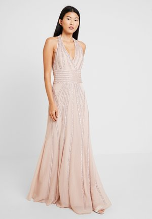 MORGAN MAXI - Occasion wear - nude