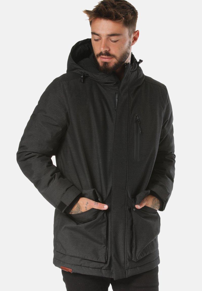 Lakeville Mountain - Winter coat - black
