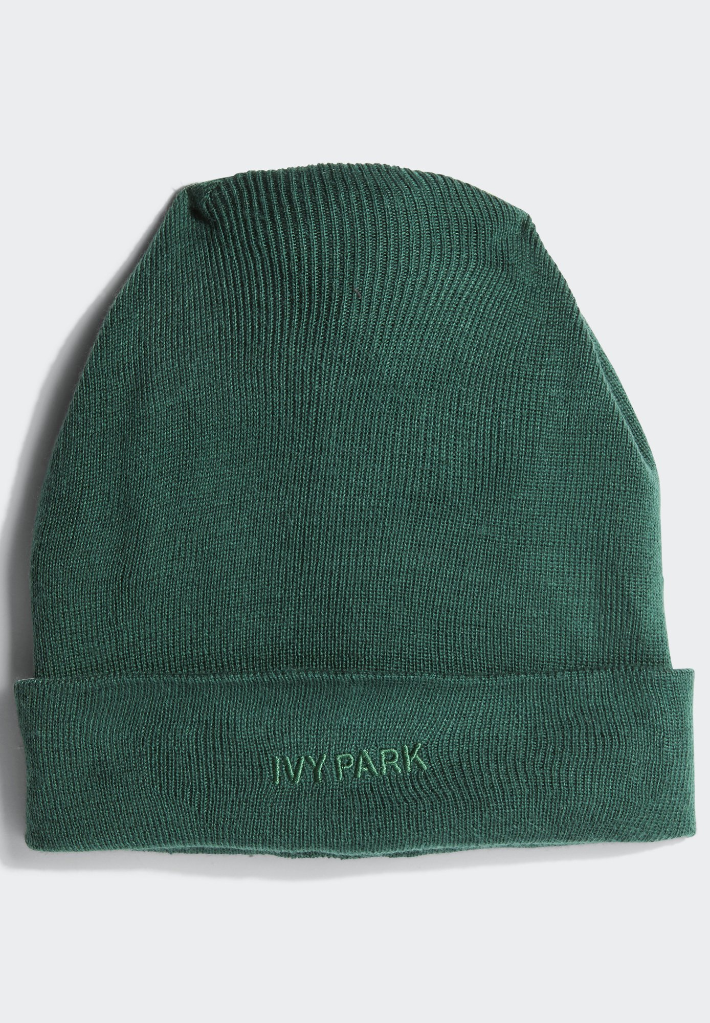 Adidas Originals Ivy Park Beanie - Mütze Drkgrn/dunkelgrün
