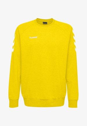 HMLGO  - Sweatshirt - yellow