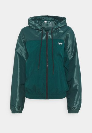 Treningsjakke - dark green