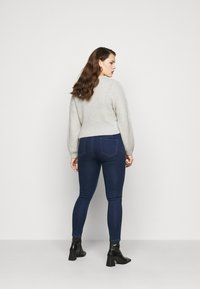 CAPSULE by Simply Be - SCULPTING JEGGINGS - Jeans Skinny Fit - indigo - 2