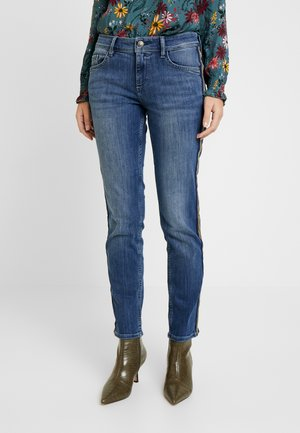 SHAPE - Slim fit jeans - blue/stone wash
