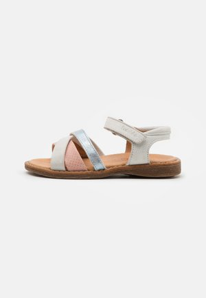 LORE N-STRAPS - Sandals - white