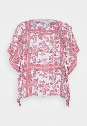 ORNATE - Blouse - shell pink