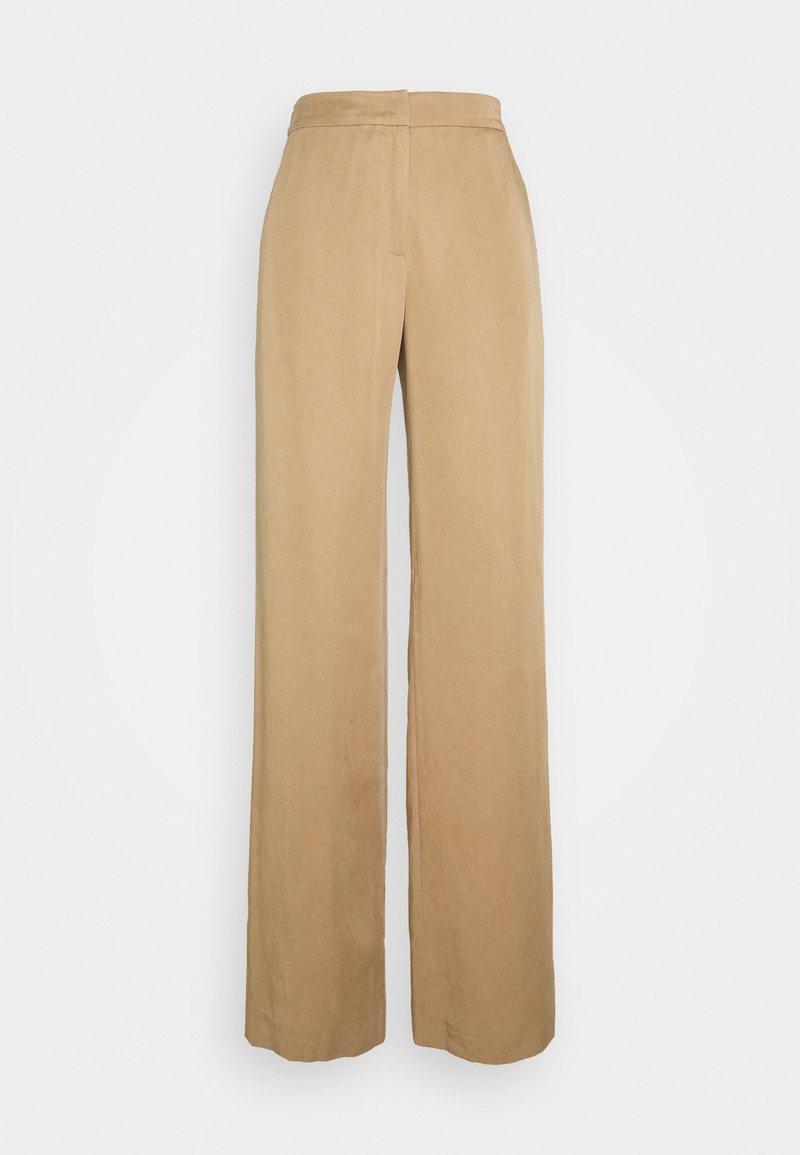 HUGO - HIBARI - Kalhoty - light beige