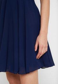 TFNC - VIVIAN MINI SKATER DRESS - Cocktail dress / Party dress - navy - 5