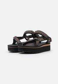 Teva - FLATFORM UNIVERSAL WOMENS - Walking sandals - multicolor - 1