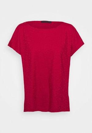 KIMANA - Jednoduché triko - rot
