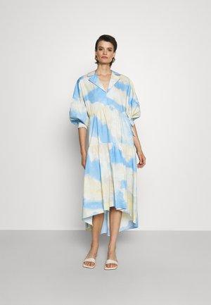 HEATHER DRESS - Maxi dress - cloud/sky blue