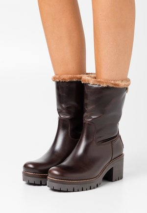 PIOLA BROOKLYN - Classic ankle boots - marron/brown
