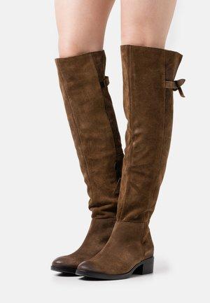 Overknee laarzen - mud