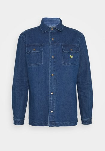 ARCHIVE RELAXED FIT - Jeansjacka - mid blue wash