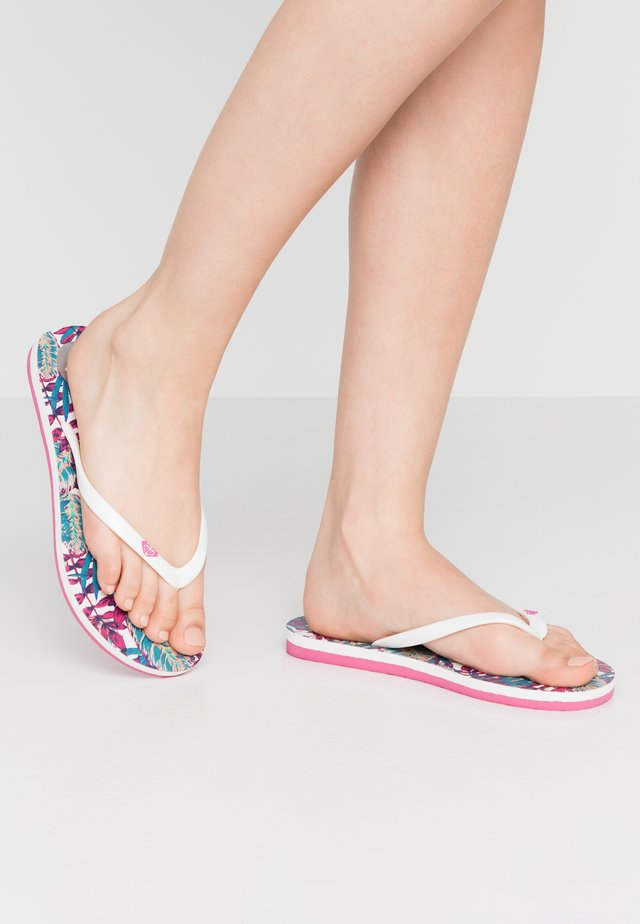 TO THE SEA - Chanclas de dedo - multicolor