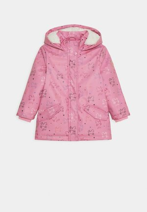 Waterproof jacket - soft pink
