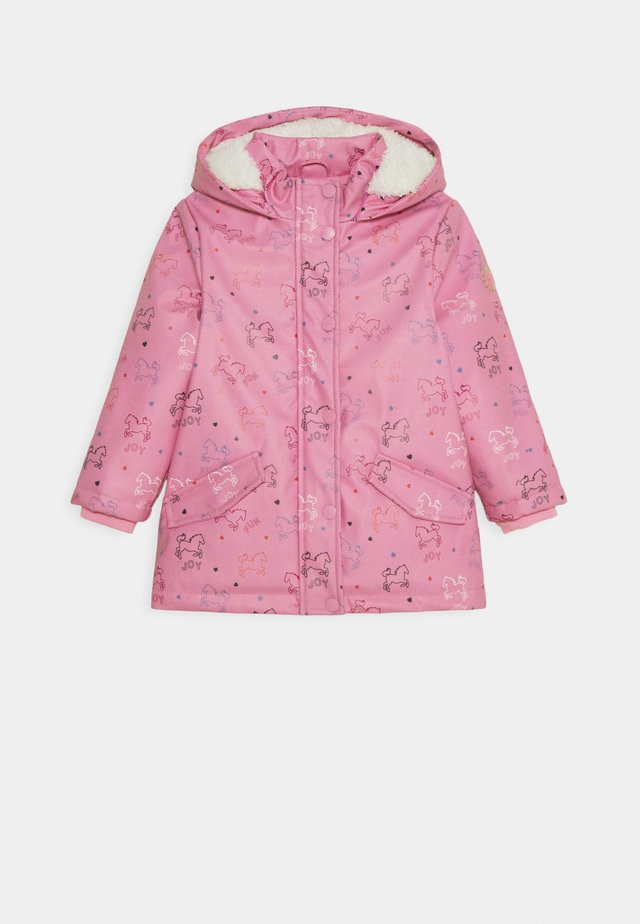 Veste imperméable - soft pink