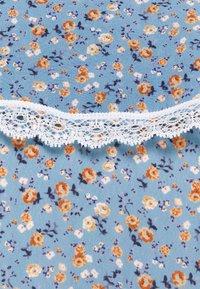 Ghost - FABLE DRESS - Vestito lungo - ice blue - 2